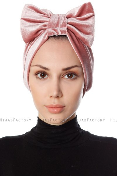 Ekin - Dusty Pink Turban