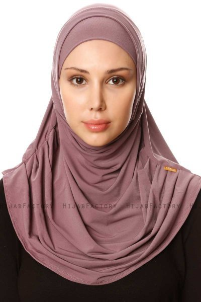 Esma - Grape Soda Amira Hijab - Firdevs