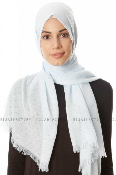 Lalam - Light Blue Hijab - Özsoy