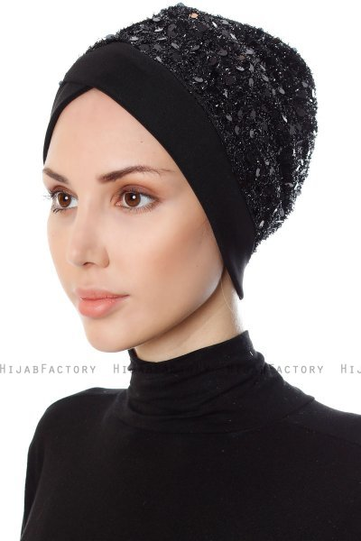 Nurten - Black Turban