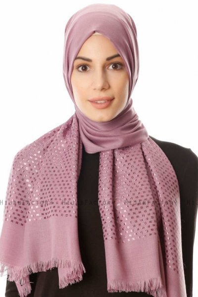 Reyhan - Light Purple Hijab - Özsoy