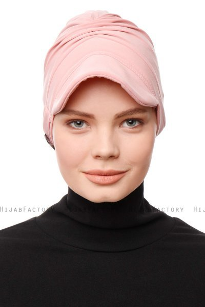Sumeyye - Dusty Pink Turban
